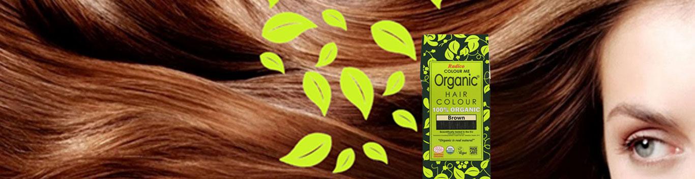 Radico Organic hair Colours